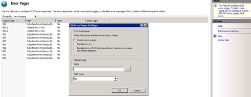 Redirect users with failed authentication in IISADMPWD Replacement Tool